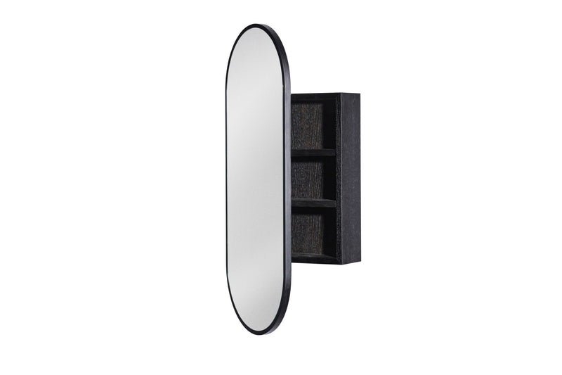 ISSY Blossom Mirror with Shaving Cabinet