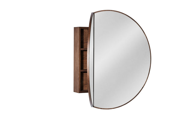 ISSY Halo Mirror with Shaving Cabinet