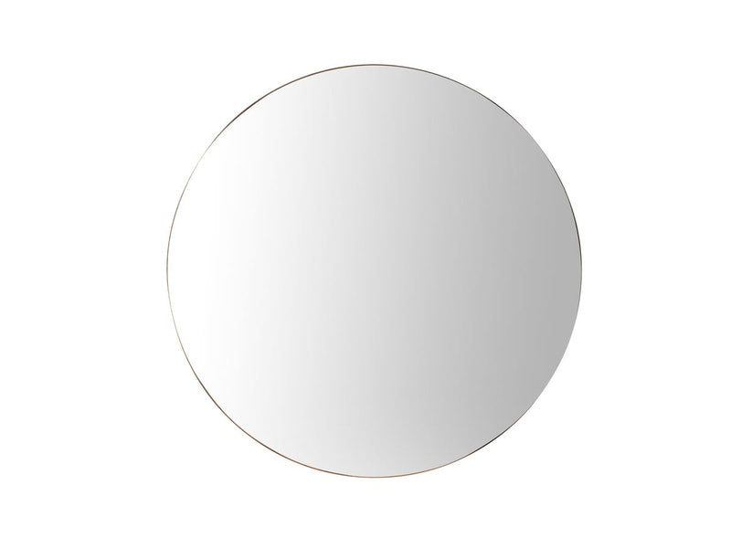 ISSY Z1 Ballerina Round Mirror 700 - Zuster Furniture