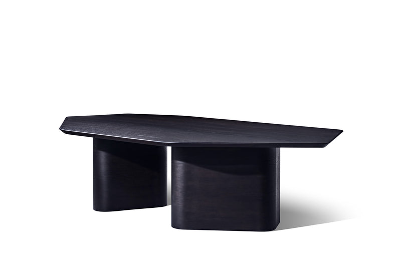 Artistry Asymmetrical Dining Table - Zuster Furniture