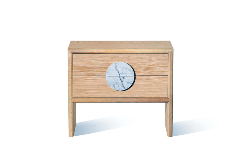 Profile Bedside Table - Zuster Furniture