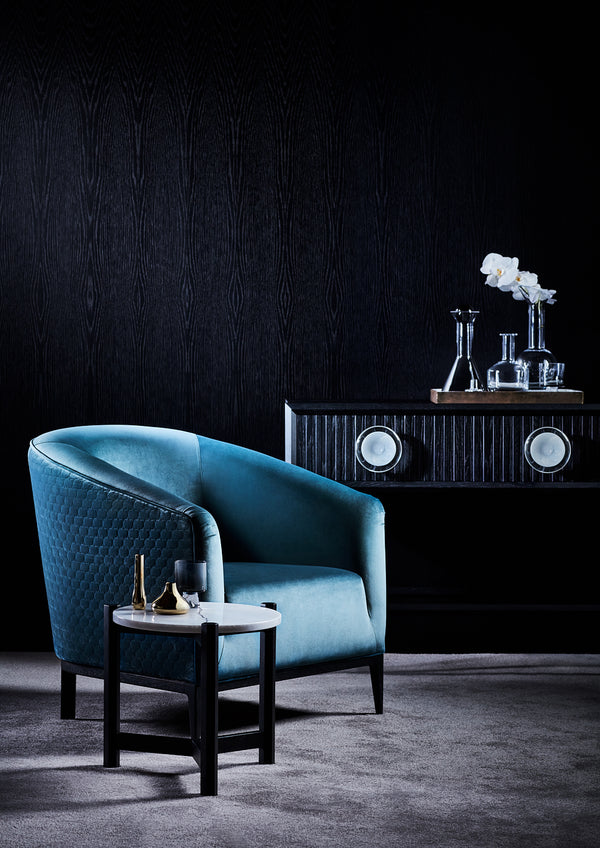 Teal Blue Velvet - Zuster Furniture