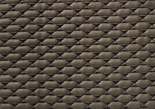 Quilted Pony Khaki Suede - DISCONTINUED - Zuster Furniture