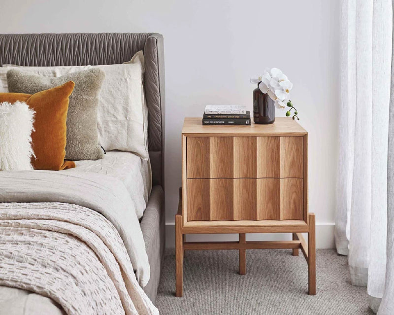 Contour Bedside Table - Zuster Furniture