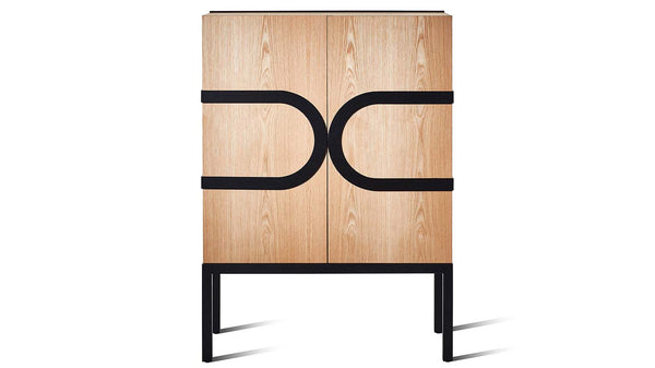 Contour U Cabinet - Zuster Furniture