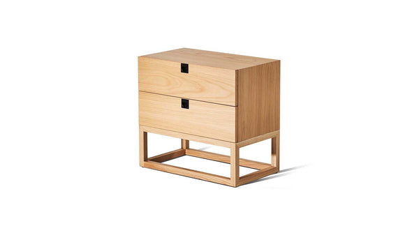 Echo Bedside Table - Zuster Furniture