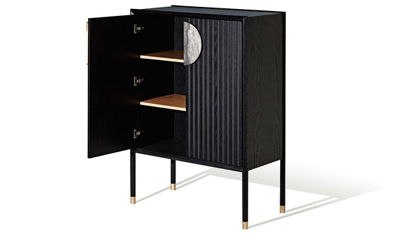 Halo Storage Cabinet - Zuster Furniture