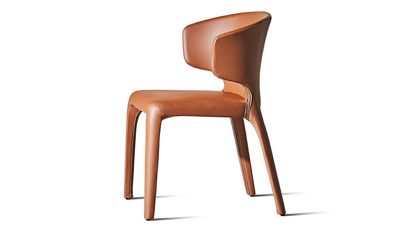 Husk Chair Faux Leather - Zuster Furniture