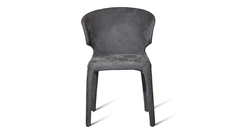 Husk Chair Suede - Zuster Furniture