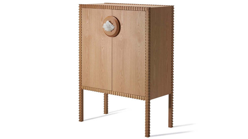 Knighthood Storage Unit - Zuster Furniture