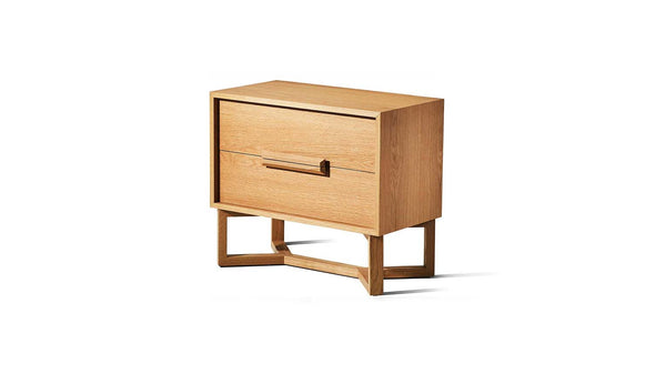 Pearl Bedside Table - Zuster Furniture
