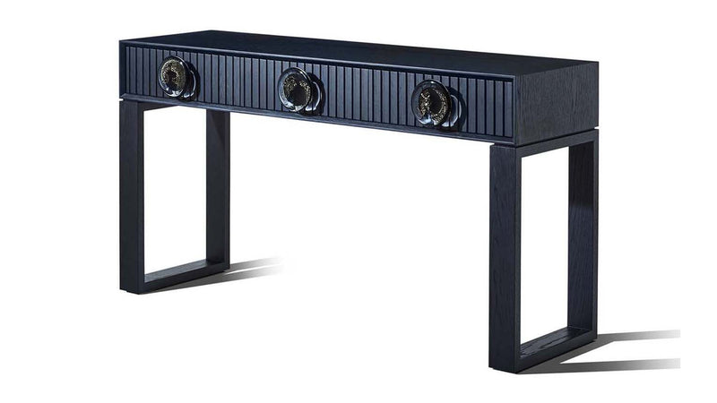 Profile Console with Glass handles - Zuster Furniture