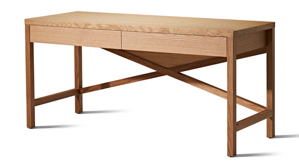 Traverse Desk With Drawers - Zuster Furniture