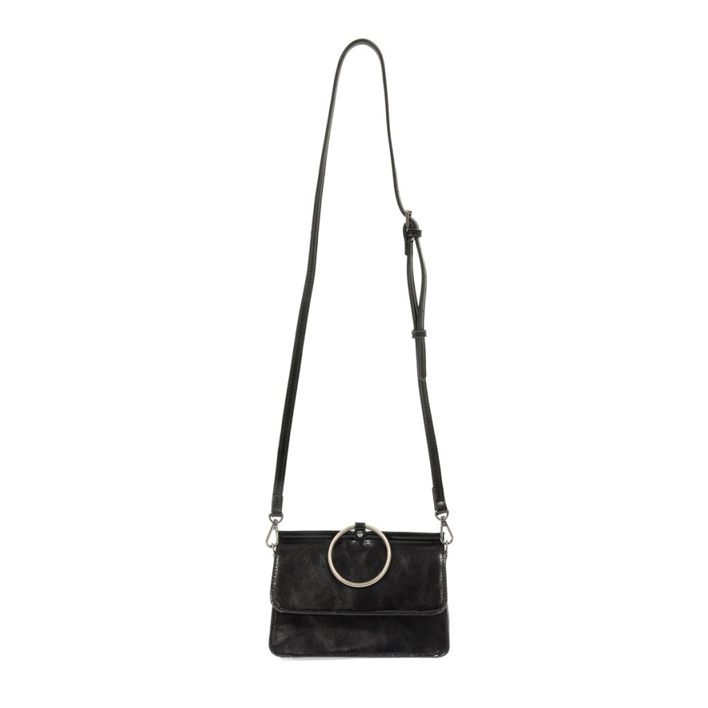 Aria Ring Bag Black