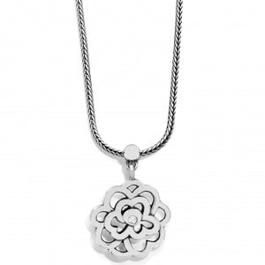 The Botanical Rose Reversible Short Necklace