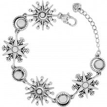 Load image into Gallery viewer, Brighton Halo Ice Bracelet