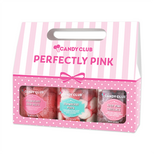 Load image into Gallery viewer, Candy Club Perfectly Pink 3 Pk