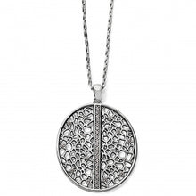 Load image into Gallery viewer, Fiji Sparkle Convertible Necklace Silver