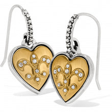 Load image into Gallery viewer, One Heart French Wire Earrings