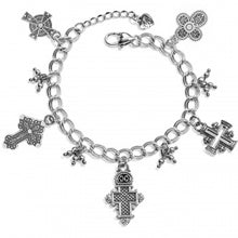 Load image into Gallery viewer, Crosses of the World Bracelet