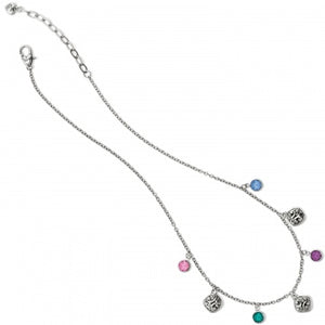 Elora Gems Short Necklace