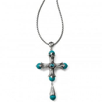 Southwest Dreams Santos Convertible Cross Necklace