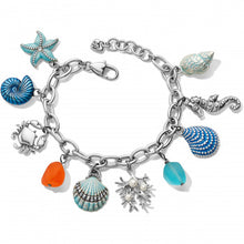 Load image into Gallery viewer, Sea Shore Charm Bracelet
