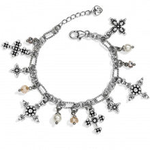 Load image into Gallery viewer, Abbey Crosses of the World Bracelet
