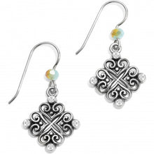 Load image into Gallery viewer, Alcazar Riviera French Wire Earrings