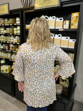 Load image into Gallery viewer, Animal Print Tunic