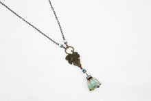 Load image into Gallery viewer, Aqua Bella Necklace