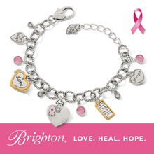 Load image into Gallery viewer, 2020 Brighton Power of Pink Bracelet