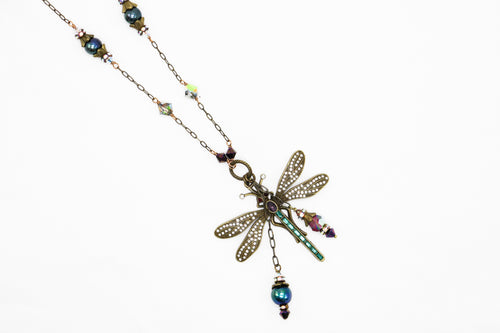 Dragonfly Dreams Necklace
