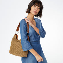 Load image into Gallery viewer, Cher Straw Shoulderbag