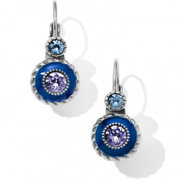 Halo Eclipse Leverback Earrings