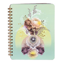 Load image into Gallery viewer, Solar Blooms Notebook
