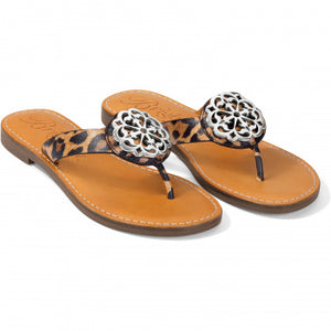 Alice Leopard Sandals