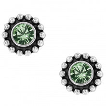Load image into Gallery viewer, Twinkle Mini Post Earrings-Emerald