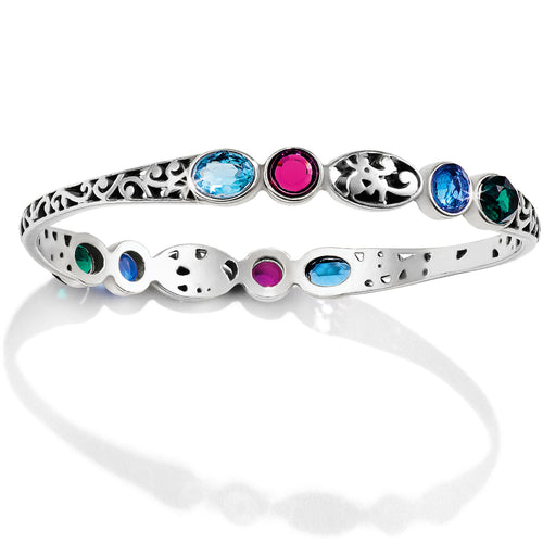 Elora Gems Vitrail Bangle
