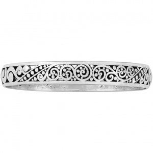 Love Affair Bangle Silver