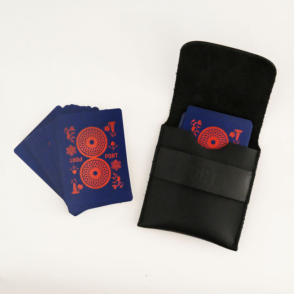 Playing Card Wallet Set