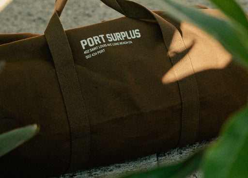Surplus Duffle