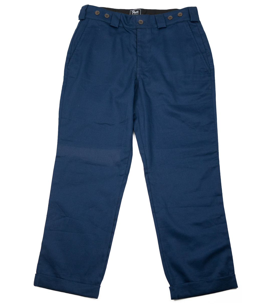 ASTORIA PANT NAVY