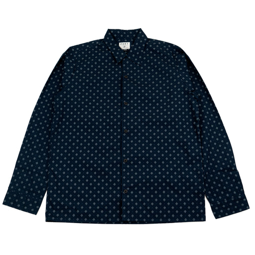 Larry Button Up