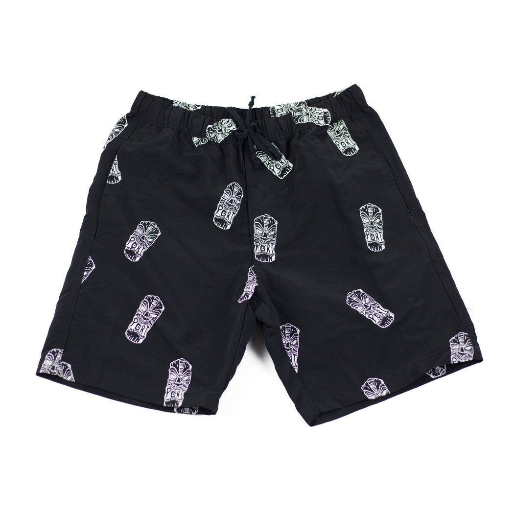 TIKI SHORT BLACK