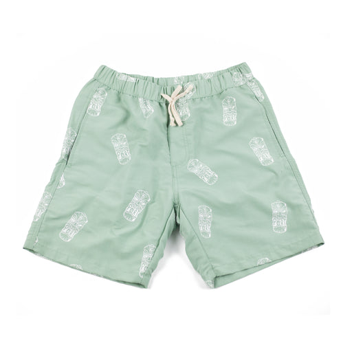 TIKI SHORT GREEN