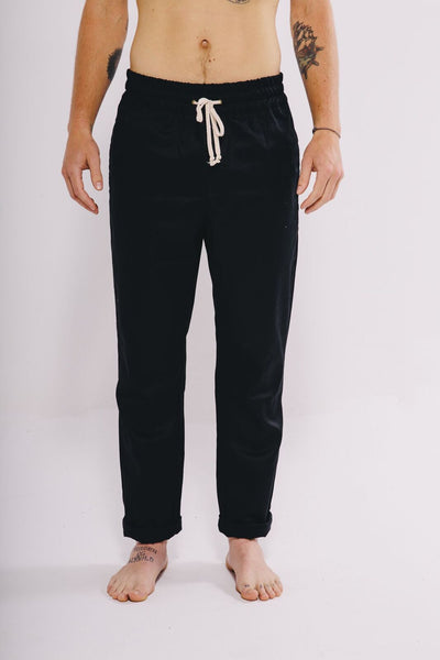 ROYCROFT PANT BLACK