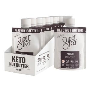 SuperFat Protein Nut Butter - (Box of 10)