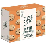 SuperFat Keto Cookies – Peanut Butter Chocolate Chip