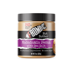 FBOMB Macadamia Pecan Nut Butter with Sea Salt (8-Ounce Jar)